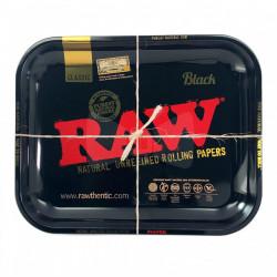 Tacka metalowa RAW czarna