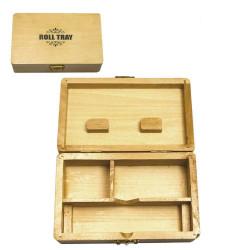 Roll Tray drewniane pudełko...